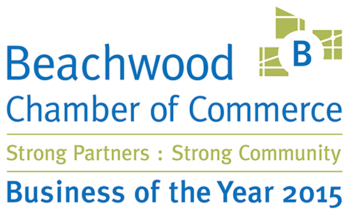 Beachwood Chamber of Commerce Business of the Year 2015