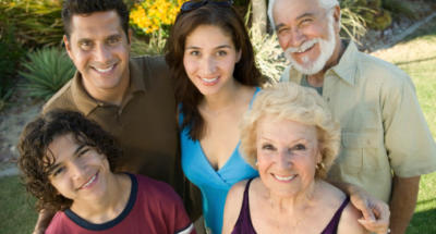 Vacationing with your extended family