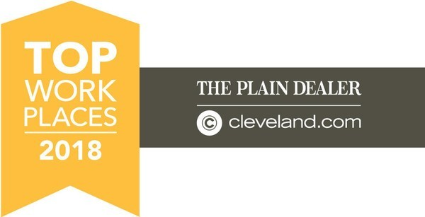 Cleveland.com's Northeast Ohio Top Workplaces 2018